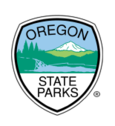 Oregon Parks and Recreation Department logo